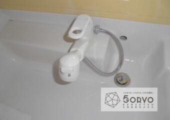 千葉市稲毛区 I様邸玄関、洗面台、浴室のリフォーム