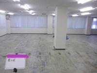 千葉市若葉区 T保育園・保育室フロア改修:施工前