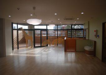 千葉市稲毛区 T保育園・保育室フロア内装工事