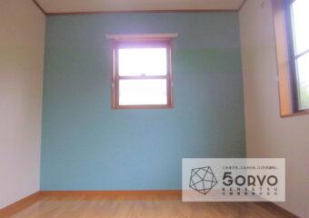 千葉市若葉区 アパート壁紙リフォーム