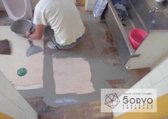 千葉市若葉区・M保育園 乳児トイレ修繕工事