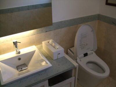 トイレ大改造!くつろげる空間へリフォーム
