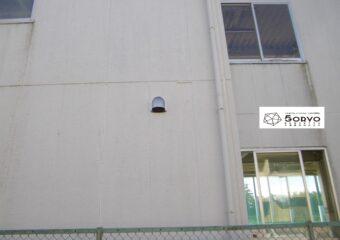 千葉県四街道市 ゴルフ場の喫煙所設置工事