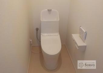 千葉市若葉区 T社従業員宿舎トイレ改修リフォーム工事