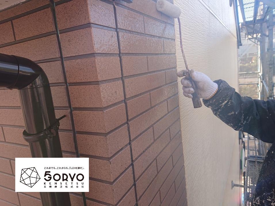 千葉市若葉区賃貸アパート 外壁塗装