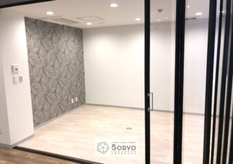 千葉市美浜区ビルを保育園へリノベーション・会議室