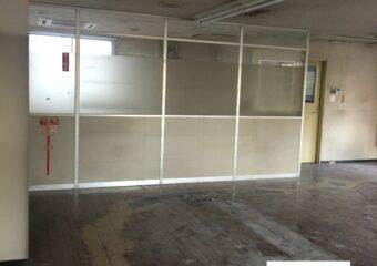 千葉市美浜区ビルを保育園へリノベーション、会議室