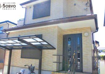 千葉市若葉区T様邸・外壁塗装工事