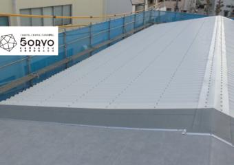 千葉市中央区M社 事務所の屋根修理