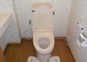 千葉県大網白里市Y事務所のトイレリフォーム