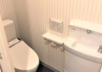 千葉市美浜区ビルを保育園へリノベーション 先生用トイレ